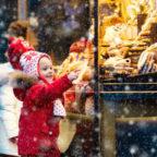 Kind-Weihnachtsmarkt