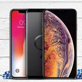 LogiTel Vodafone Smart L Angebote Oktober 2018