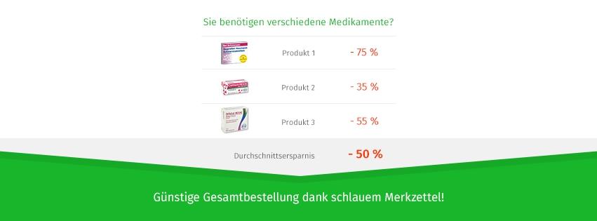Medizinfuchs App schlauer Merkzettel
