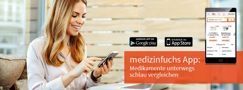 Medizinfuchs Apps