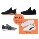 mysportswear: 35% Rabatt auf alle Schuhe