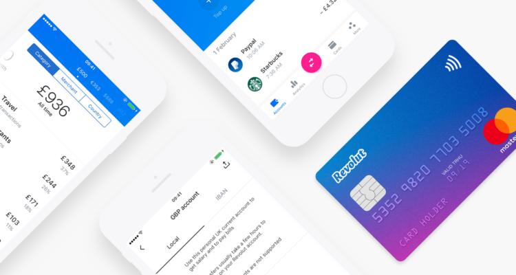 Revolut card _ app