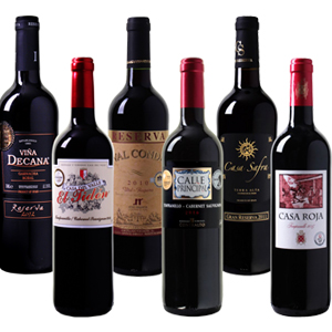 Rotweinpaket