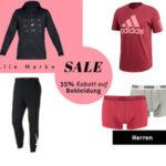 mysportswear: 35% Rabatt auf Bekleidung