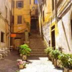 Treppe-Rom