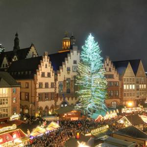 Weihnachtsmarkt-Frankfurt