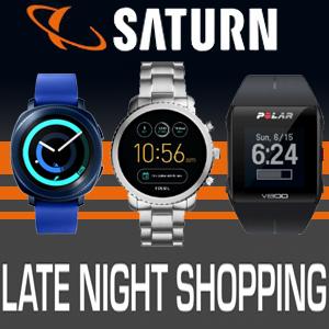saturn wearables nacht