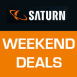 🟠 Saturn Weekend Deals XXL - z.B. Wireless Touch-Tastatur Rapoo K2600 für 19€ (statt 28€)
