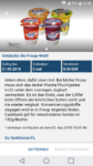 €0,30 Cashback auf Müller Froop Joghurt (Reebate)