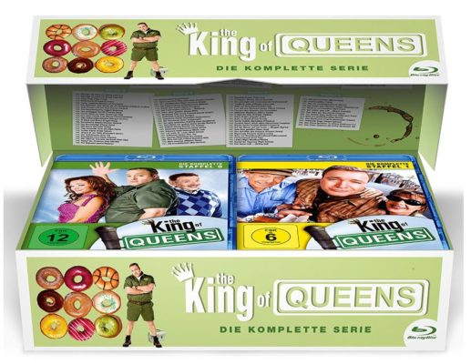 king of queens blu ray idealo