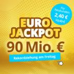 90-Millionen-Eurojackpot