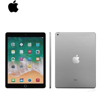 apple ipad 2018 wifi 128gb f r 374 statt 394. Black Bedroom Furniture Sets. Home Design Ideas