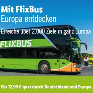FlixBus-Tickets