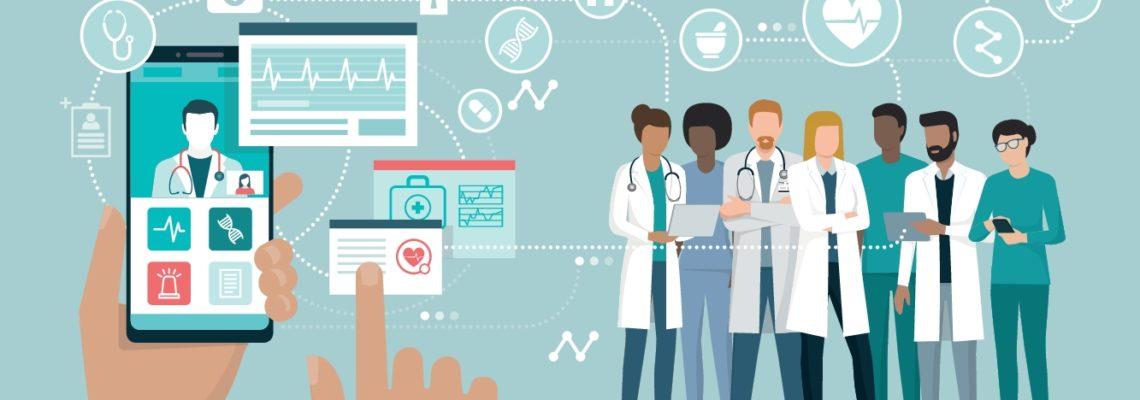 Gesundheitsdaten App