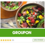 Groupon: 25% Rabatt auf lokale Deals