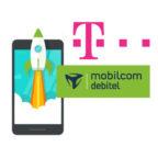 Handyflash Telekom MagentaMobil S und M mit Huawei Band 2 Pro Titel