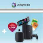 Handyflash Unitymedia Internet Aktion Titelbild