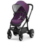 Kiddy Kinderwagen Evostar 1 Royal Purple