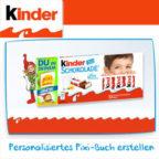 Kinderschokolade-Pixi-buch