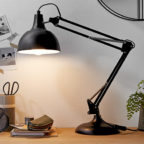 LED Tischleuchte Retro Design