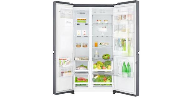 Lg Amerikanischer Kühlschrank Preis : ❄ lg gsj didv amerikanischer side by side für u ac statt u ac