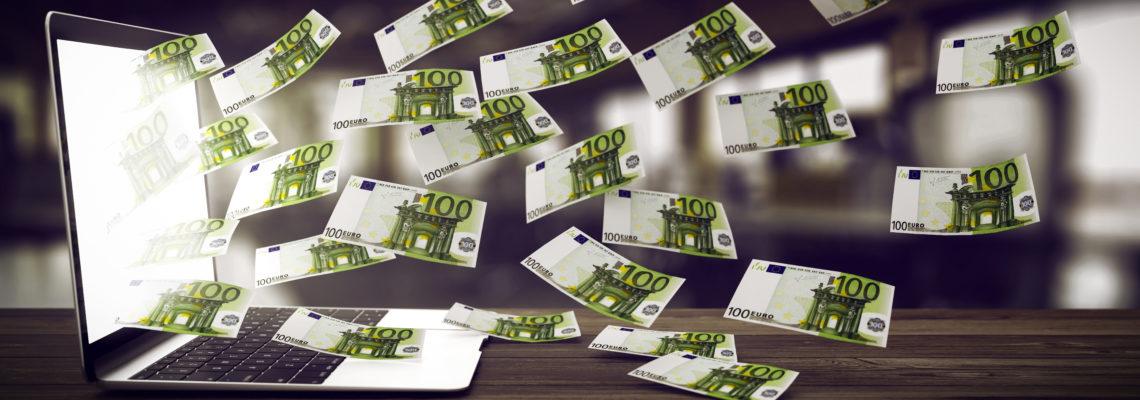 Laptop-Geld-verdienen