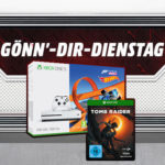 MediaMarkt: Gönn Dir Dienstag, z.B. Xbox One S 500GB Forza Horizon 3 Bundle + Shadow of the Tomb Raider für 199€ (statt 303€)