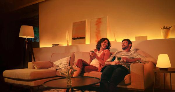 otto up weekend 20 auf wohnen z b philips hue lights. Black Bedroom Furniture Sets. Home Design Ideas