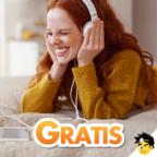 Audible Gutschein: Hörbücher kostenl