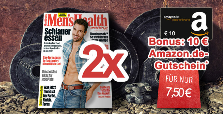 mens health bonus deal