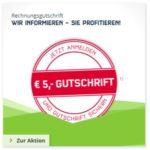 mobilcom debitel 5 euro gutschrift bestandskunden_sq