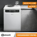 Bauknecht-Geschirrspüler
