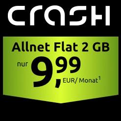 Crash 2GB LTE Titelbild