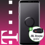 Deinhandy Telekom MagentaMobil S Samsung Galaxy S9 + JBL Xtreme Titelbild