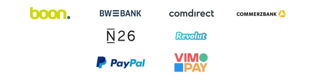 Google Pay Teilnehmende Banken