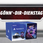 MM Gönn Dir Dienstag SONY PlayStation VR + Camera + VR Worlds Voucher