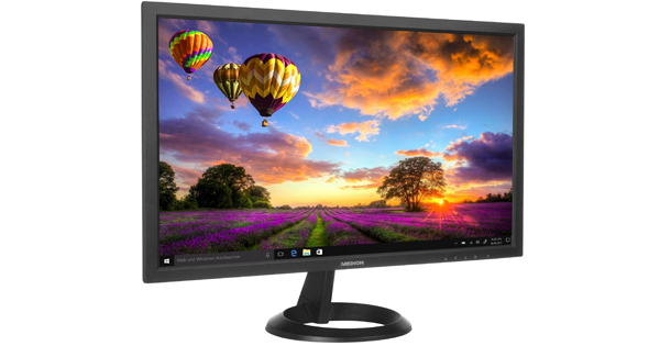 otto 21 5 zoll medion akoya p54421 led monitor f r 69 99. Black Bedroom Furniture Sets. Home Design Ideas