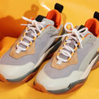 Puma-Sneaker-gelb