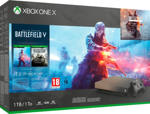 otto black friday z b xbox one x 1tb inkl battlefield. Black Bedroom Furniture Sets. Home Design Ideas