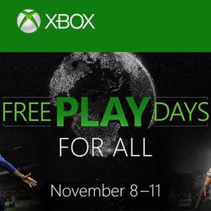 Xbox-free-play-days