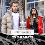 adidas Cyber Week: 25% auf ausgewählte Produkte + gratis Versand