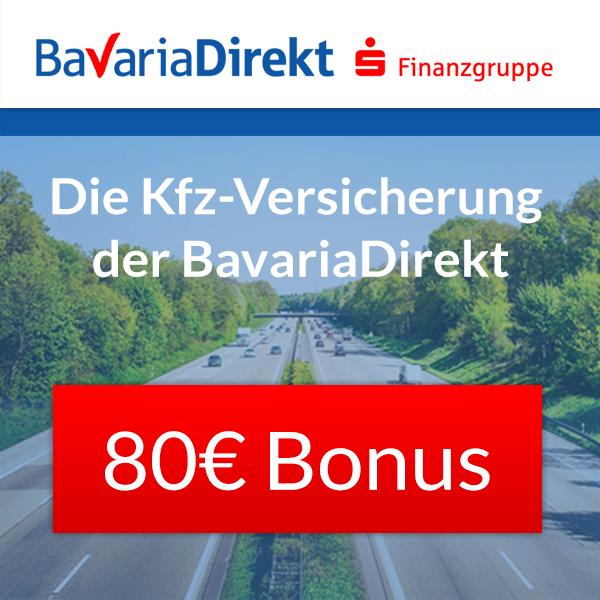 Bavariadirekt Kfz Versicherung Wechseln 80 Bonus Bekommen