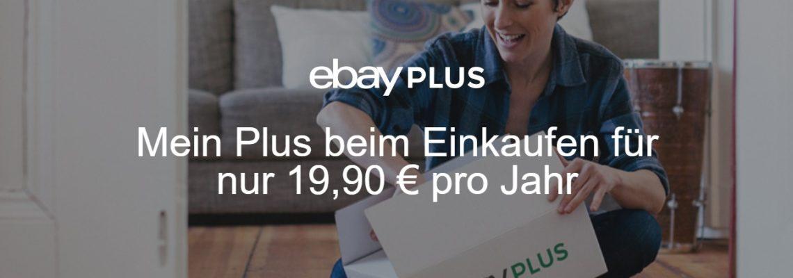eBay Plus I Einkaufen