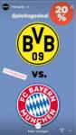 20 % auf Bayern- und Dortmund-Fanartikel im 11Freunde-Shop