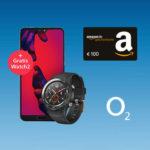 *Knaller* o2 Free M mit 10GB LTE + 100€ Bonus + Handy für 1€: Huawei P20 Pro / iPhone X / iPhone Xr / Huawei Mate20
