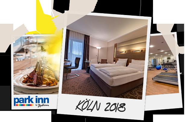 Kurzurlaub für zwei Personen im Köln City West Hotel gewinnen