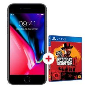 pb24 vodafone smart l apple iphone 8 rdr2 titelbild