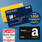 1822direkt: 200€ Bonus für das kostenlose Girokonto
