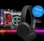 *Wieder da* JBL On-Ear Kopfhörer für nur 20,90€ (statt 45€) dank manager magazin