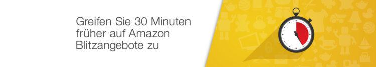 Amazon Prime Blitzangebote